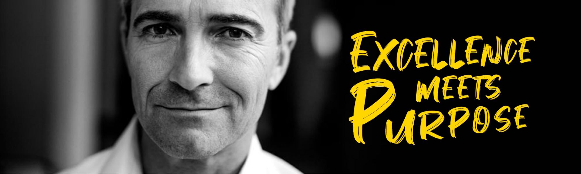 Excellence meets purpose